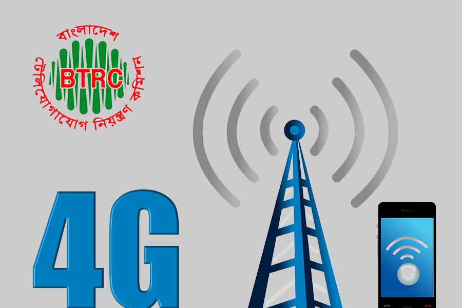 4G licence auction on Feb 13