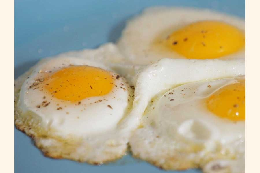 Egg—a super healthy food