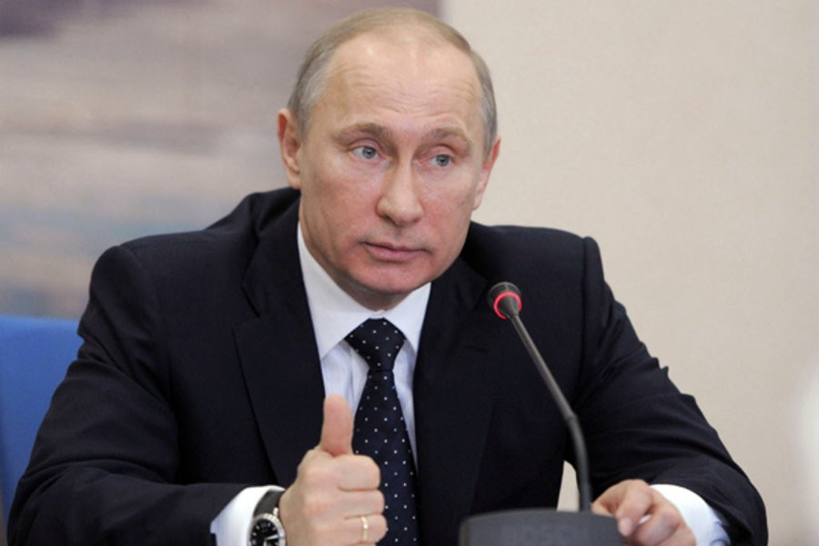 Russia's presidential election March 18