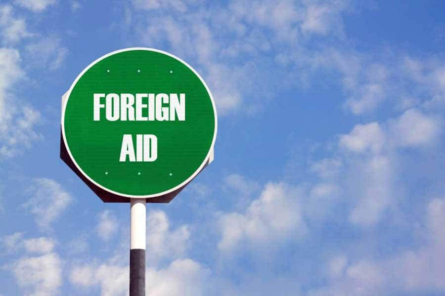 Foreign aid to Nepal rises to 30pc
