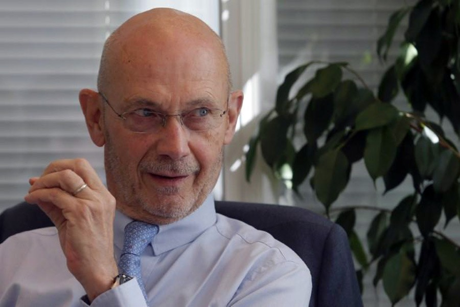 Former WTO DG Pascal Lamy in city
