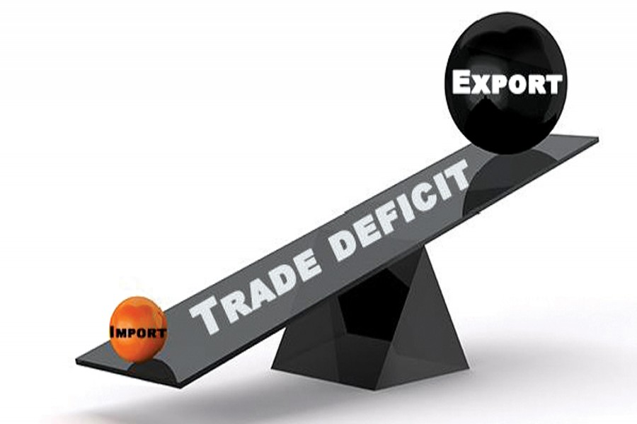 Trade deficit doubles in July-November