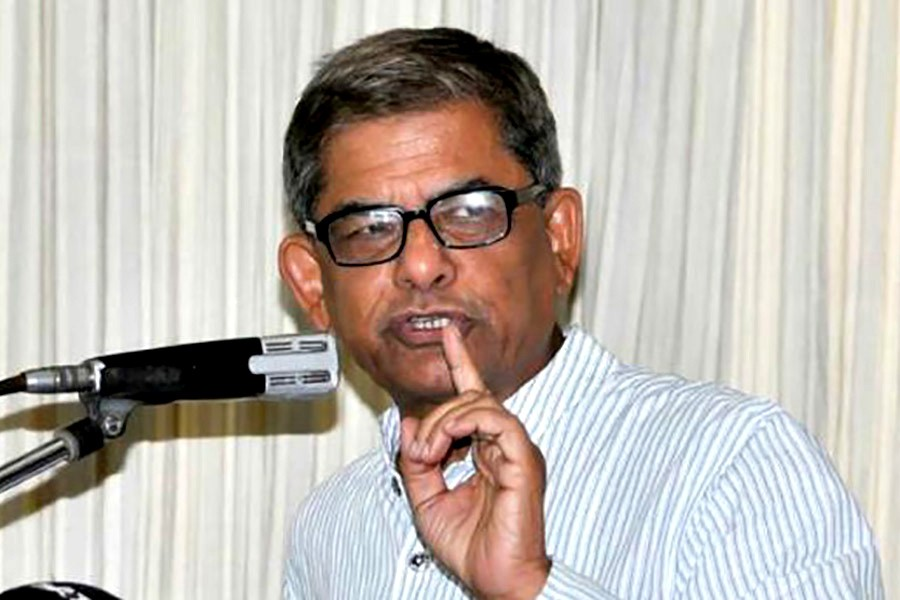 BNP to 'restore' democracy: Fakhrul