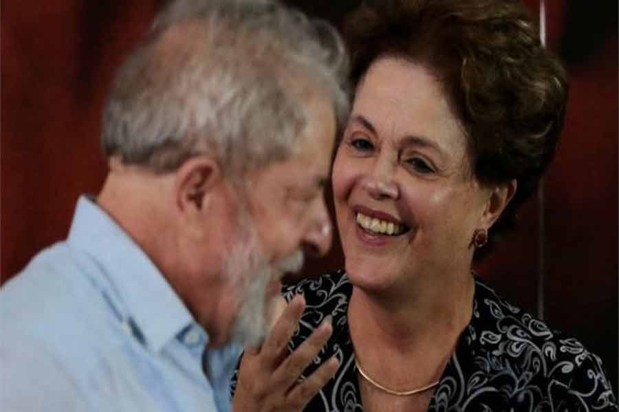 The jets were bought by Lula's successor, Dilma Rousseff, photo: Reuters