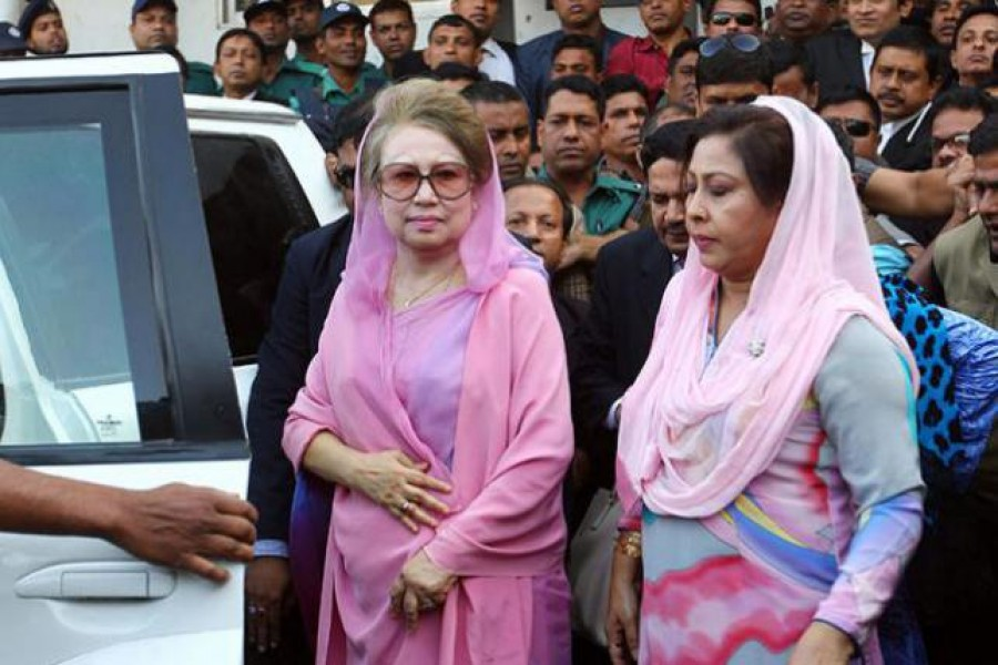 Negative verdict on Zia charitable graft to trigger 'bad' consequences: BNP