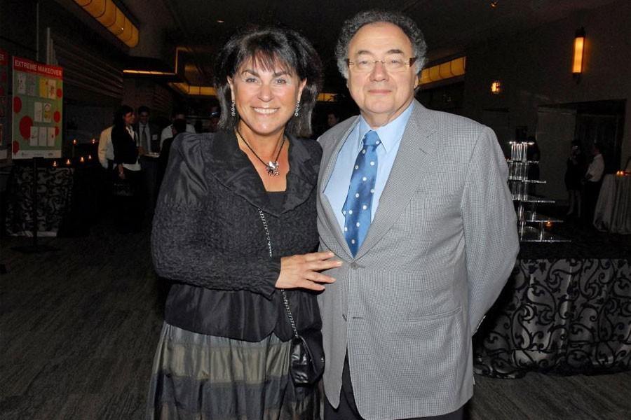 Canadian billionaire couple were 'murdered', police say