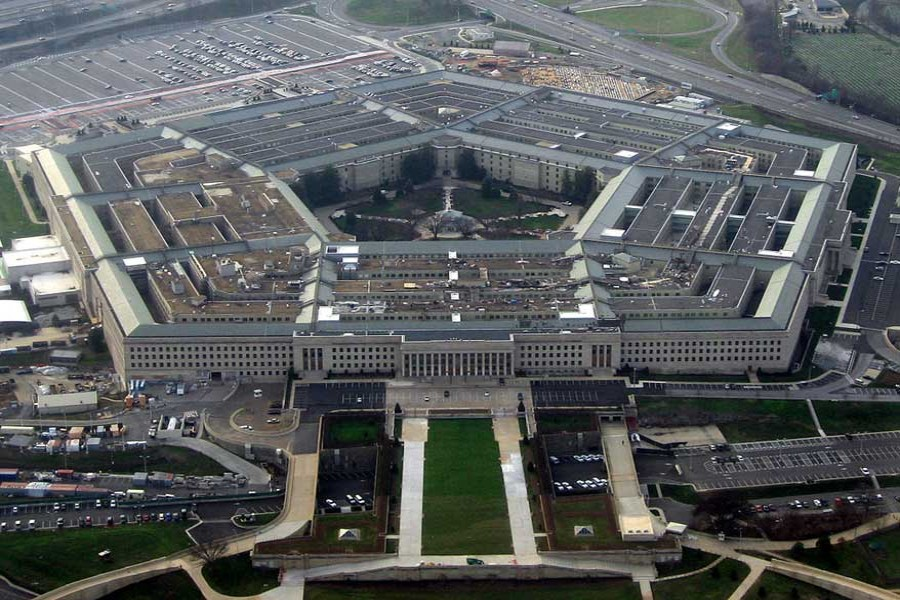Adverse weather puts half of US military sites at risk: Pentagon