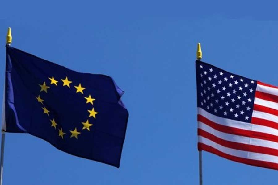 EU threatens to hit back US on trade