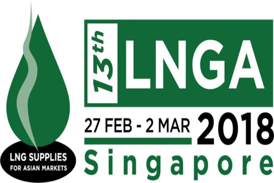 Global LNG gathering begins Feb 28 in Singapore