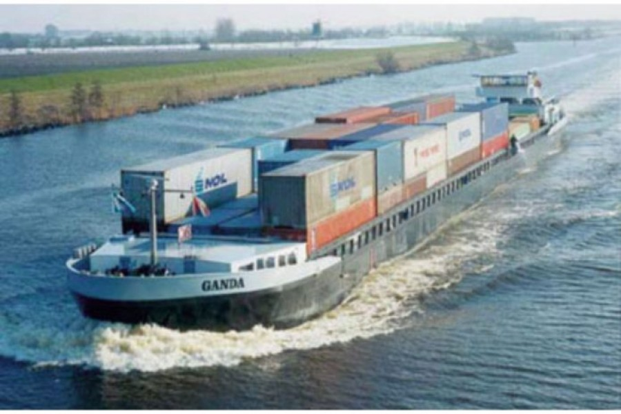 Utilise inland waterways to ease port's container jam: Experts