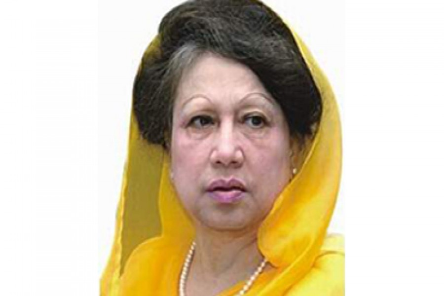 Hearing on Khaleda's appeal  against verdict Thursday