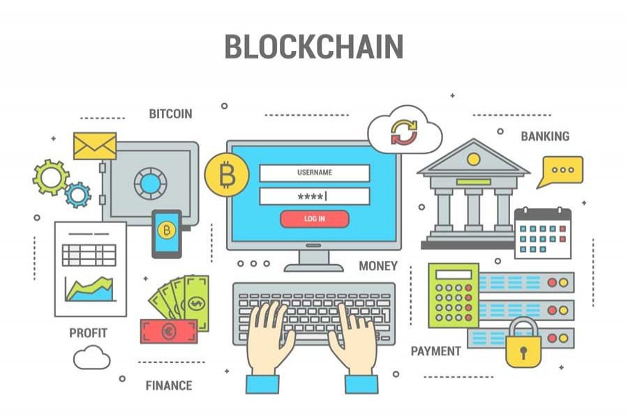 Banking On Blockchain : The Future of Finance