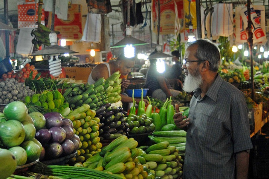 Food price marks rise in FY18, admits Muhith