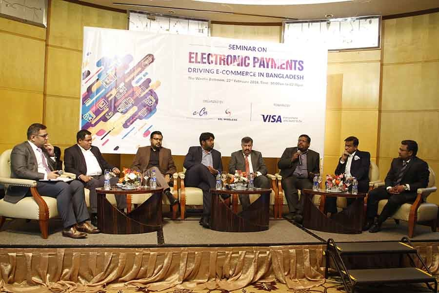 Speakers emphasise on importance of Electronic Payments
