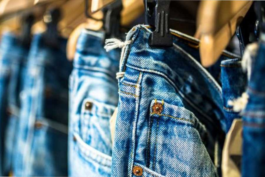 Levi to use lasers instead of people to make jeans