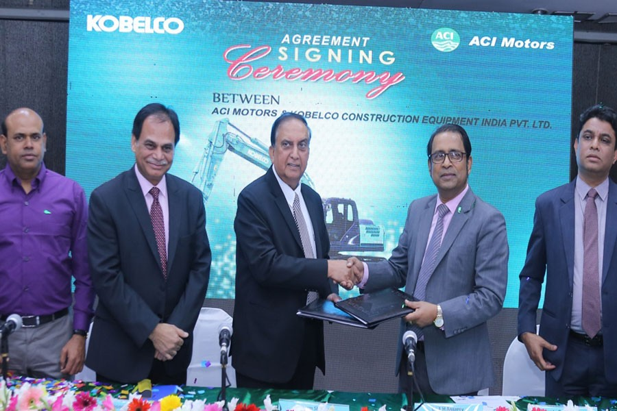 ACI Motors signs deal with Kobelco Construction Equipment India