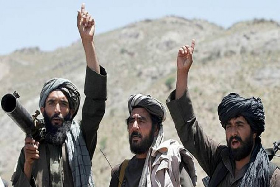 The announcement by the State Department came a day after Fazlullah's son was reported killed in a US drone strike in Afghanistan. (Representational image) -PTI