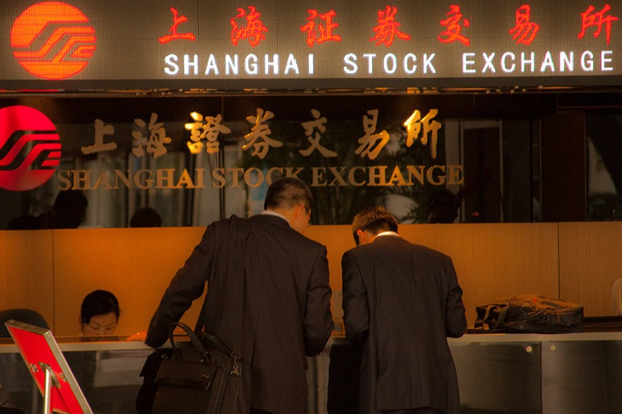 The Chinese consortium comprises Shenzhen Stock Exchange and Shanghai Stock Exchange (in the photo)