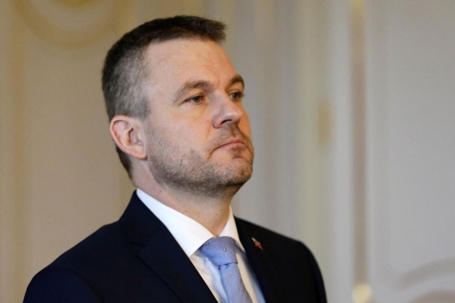 Newly appointed Slovak Prime Minister Peter Pellegrini. Reuters.