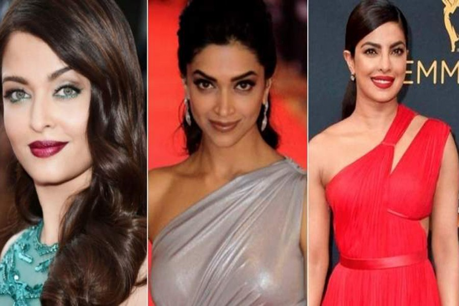 Bollywood Actresses Pakistani Icons Among Worlds Most Admired