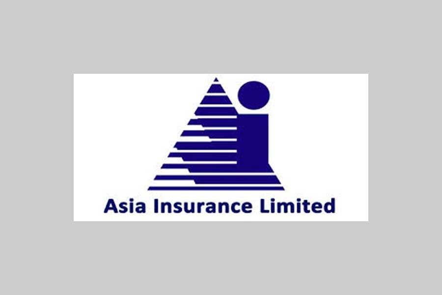 Asia Insurance recommends 10pc cash dividend