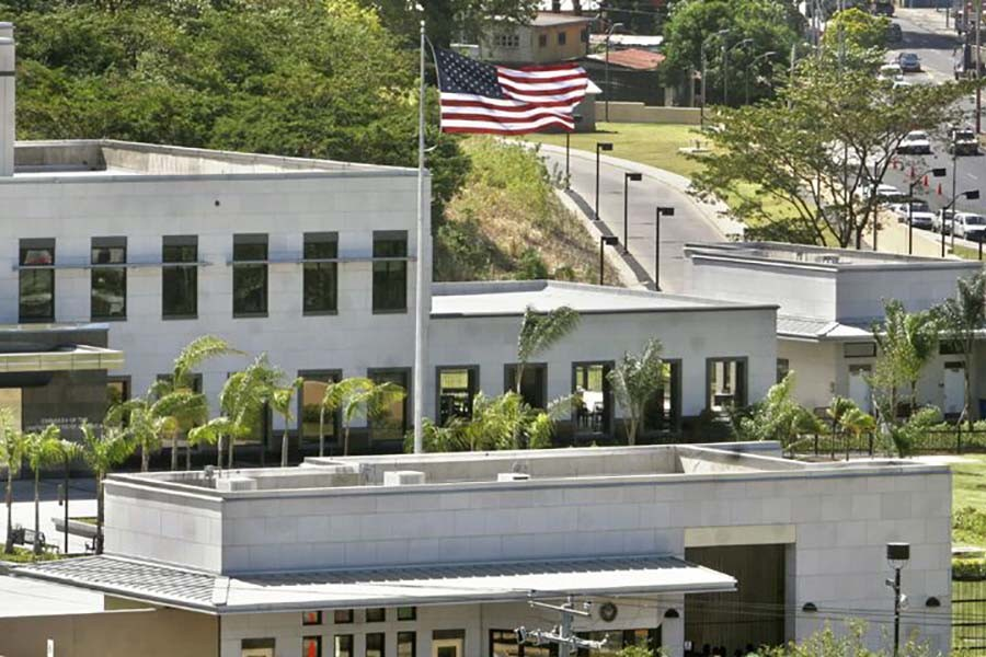 US curbs embassy services, staff in Nicaragua