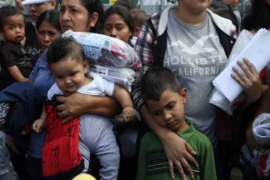 US judge may rule next week on reuniting migrant children