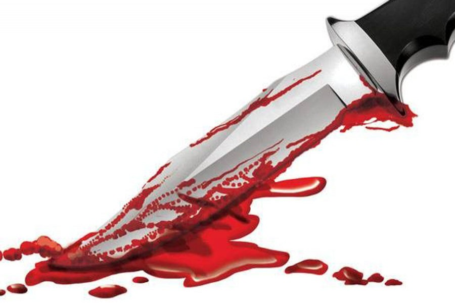Rivals stab 'robber' to death in Gaibandha