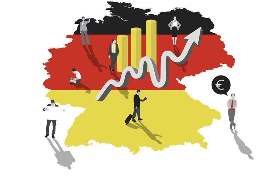 Germany to grow 2.2 pc in 2018, IMF forecasts
