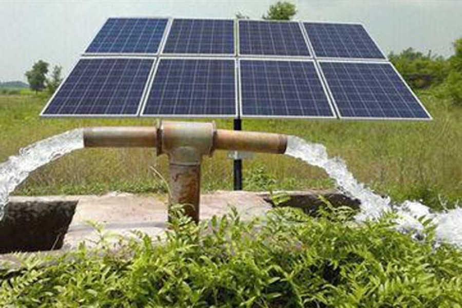 ADB to provide $45.4m to promote solar-powered irrigation