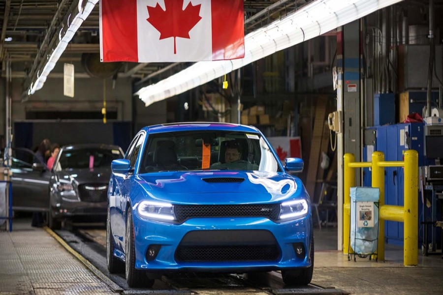 Rebates protect auto industry from counter tariffs in Canada