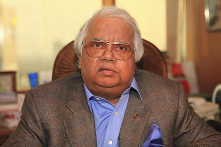 File photo of Nazmul Huda