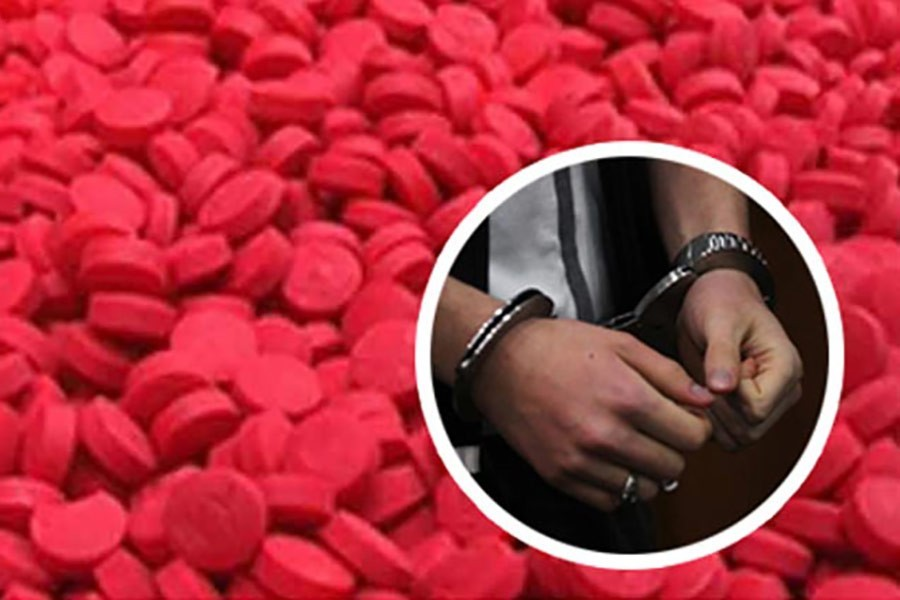 RAB arrests two with 4,000 yaba pills in Khulna