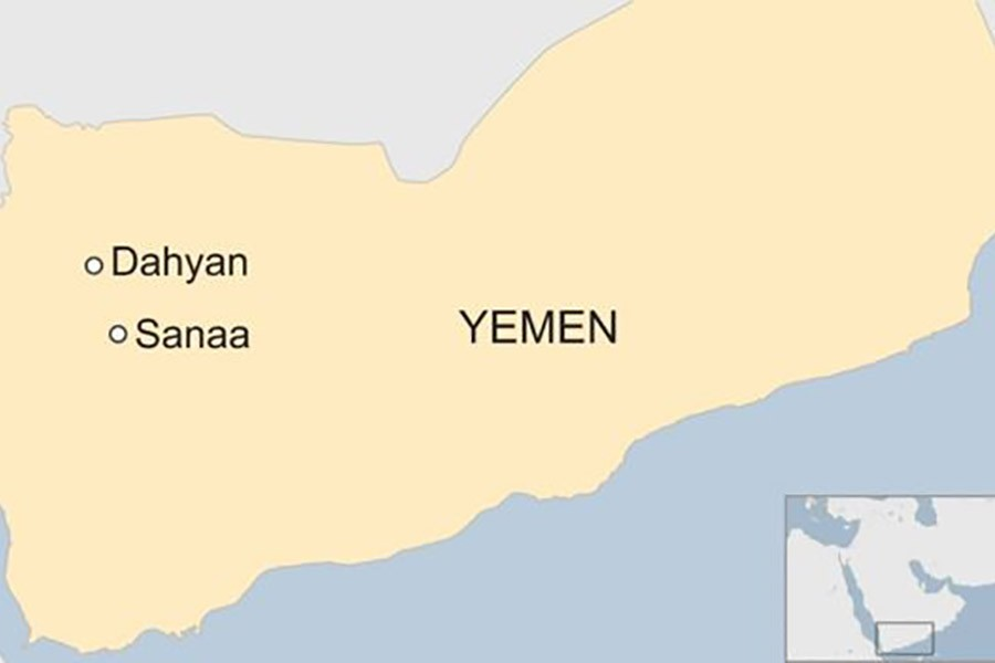 Scores of Yemeni children die in Saudi-led air strike on bus