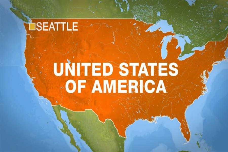 'Stolen' plane from Seattle airport crashes into island