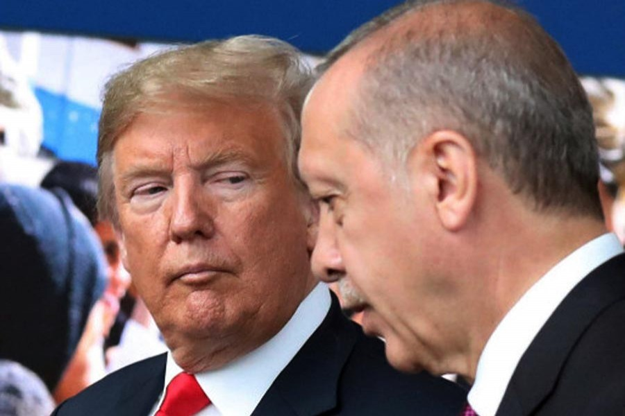 Turkey doubles tariffs on US products