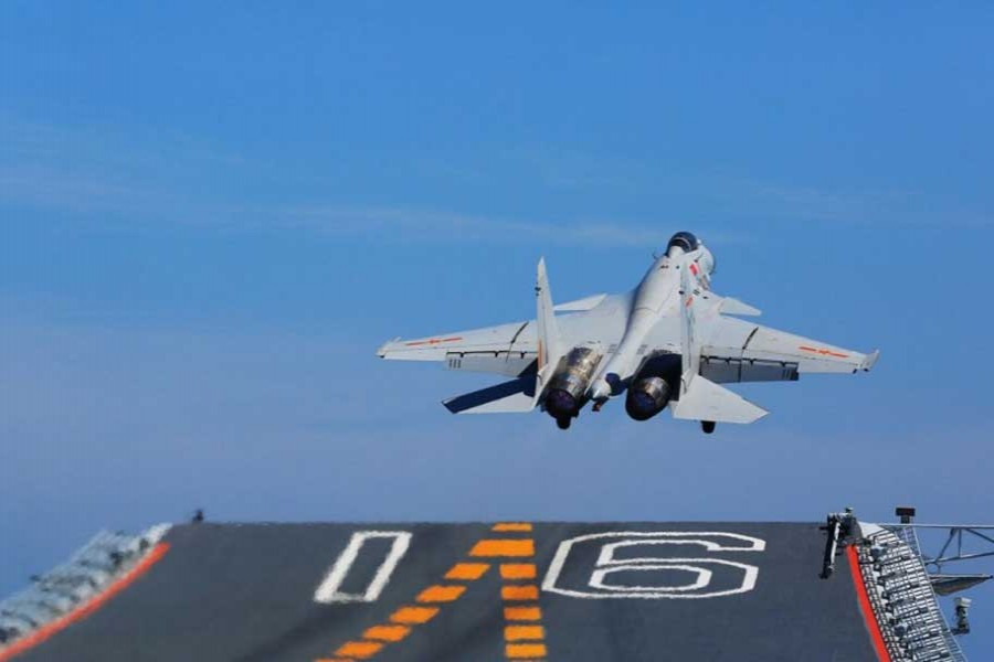 China training for strikes on US targets: Pentagon