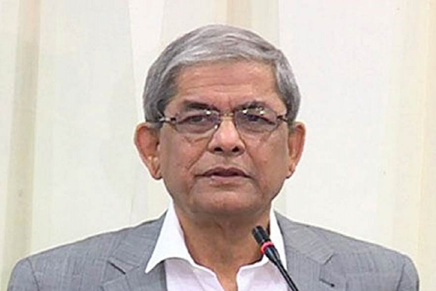 Bangladesh turns into 'repressive state': Fakhrul