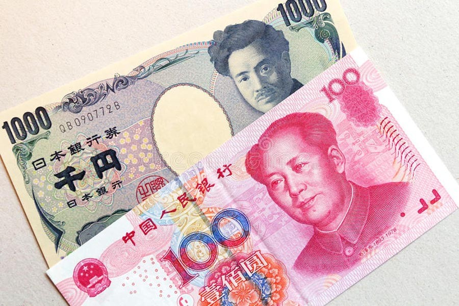 Japan, China seek to restart FX swap line in sign of warming ties