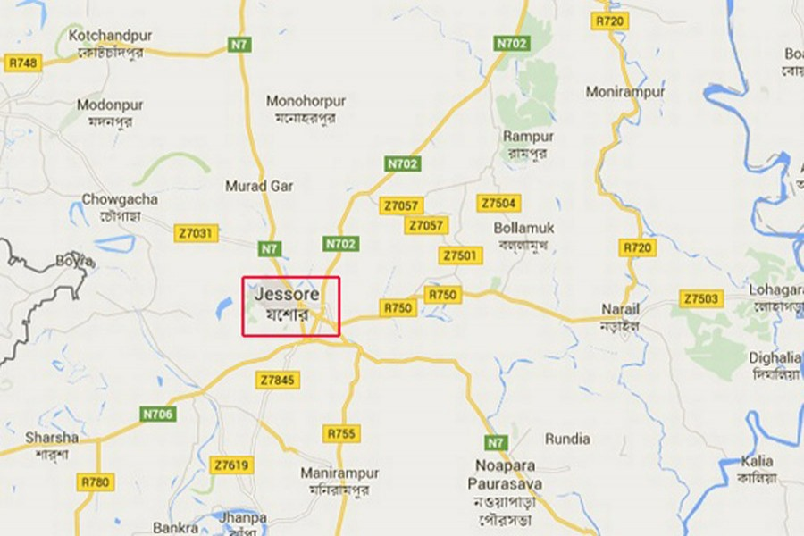 Police Recover Body Of Woman In Jashore