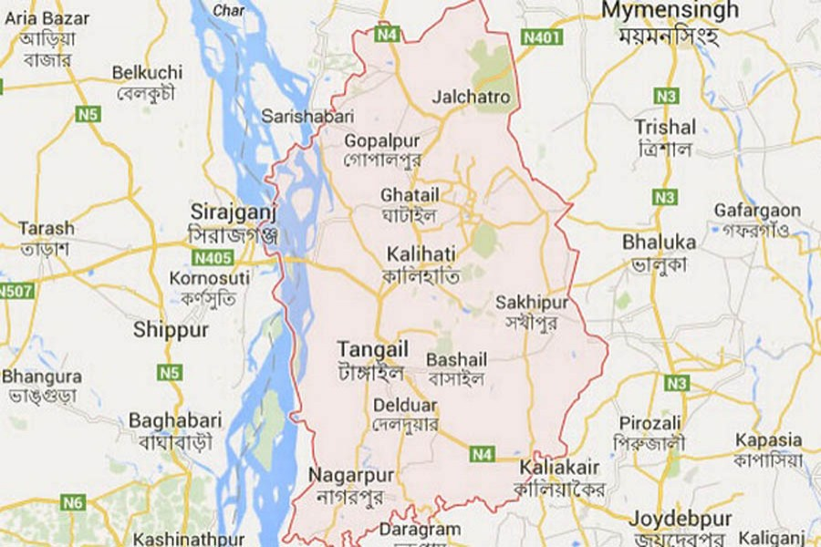 Man gets life for Tangail rape occurrence