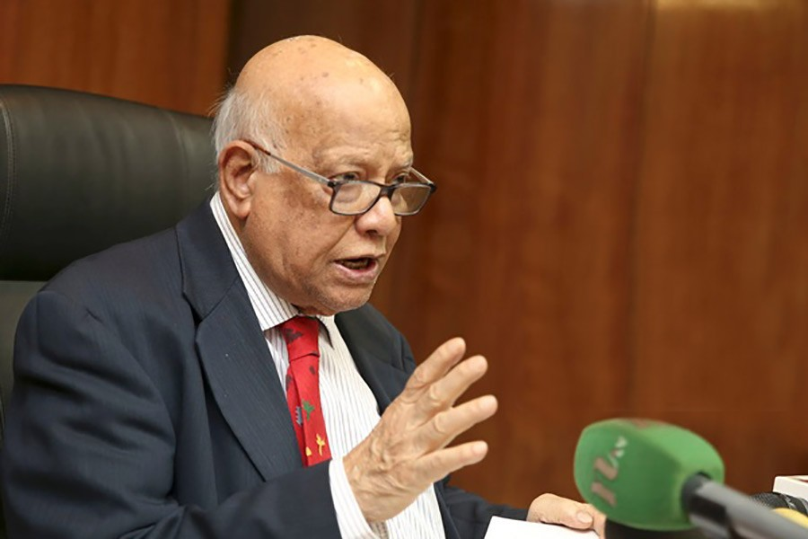 Outcome of Jatiya Oikya Prokriya is Zero: Muhith