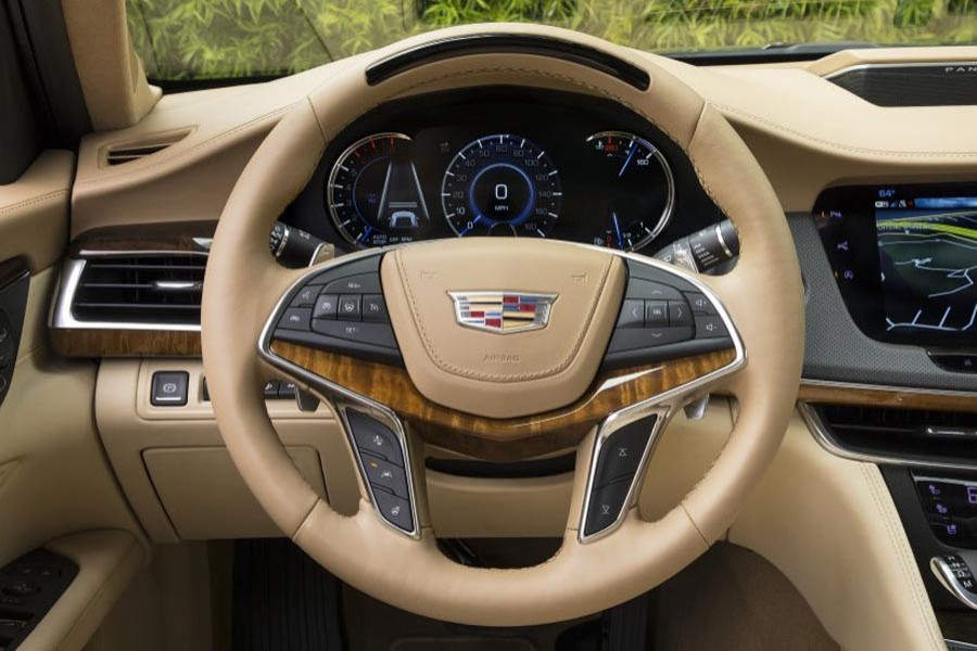 Cadillac stands over rivals in semi-automated driving test