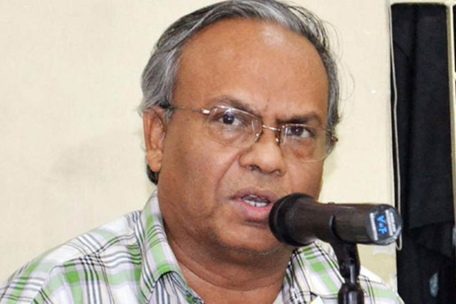 BNP raps govt for filing 'fictitious' cases against its leaders