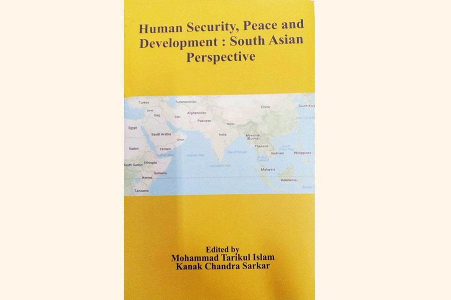 In quest of human security, peace and development