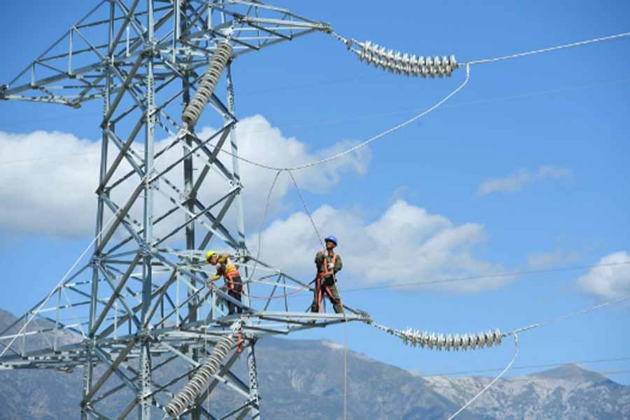 China's power generation up 7.4pc in Jan-Sept