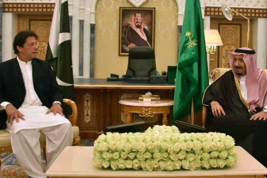 Pakistan secures $6b Saudi loan