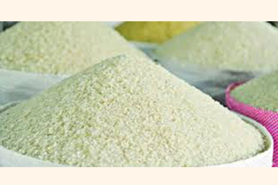 Rice export prices drop in India, Thailand