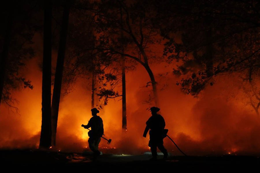 Death toll reaches 56 in California fire; 130 missing