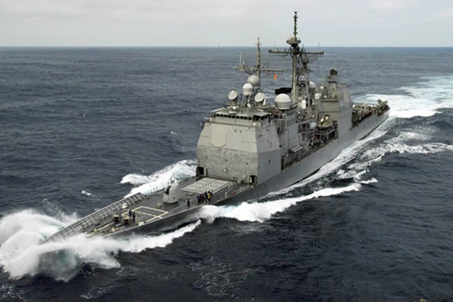 The US is wary of China's plans in the Pacific region